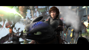��� ��������� ������� 2 / How to Train Your Dragon 2 (2014) BDRemux 1080p | ��������