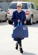 Dianna Agron - Shopping in Beverly Hills 10/17/14