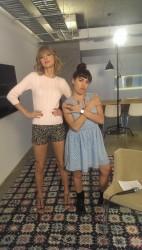 Taylor Swift - radio/televsion promo pics in Australia 10/17/14
