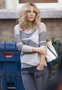 Kate Beckinsale - on the set of 'The Disappointments Room' in Greenboro, NC October 19-2014 x8
