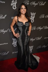 Michelle Rodriguez - 2014 Angel Ball in NYC 10/20/14