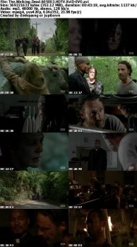The Walking Dead S05E02 HDTV XviD - EVO