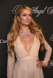 Paris Hilton - 2014 Angel Ball in NYC 10/20/14