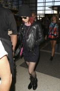 Katy Perry - Legs/Ass - LAX Airport - July 20 2014