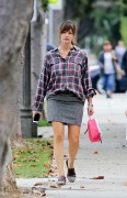 Jennifer Garner Spotted out in Brentwood October 20-2014 x8