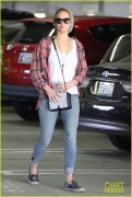 Jennifer Lawrence - Out & About in LA 10/22/14