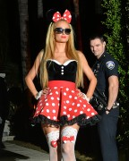 Paris Hilton - Halloween Party in Beverly Hills October 24-2014 x31