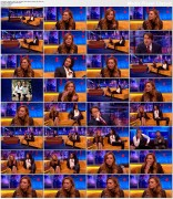 Lindsay Lohan @ The Jonathan Ross Show | October 25 2014