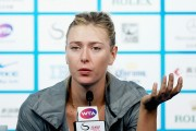 Maria Sharapova 2014 China Open Press Conference September 28-2014 x4