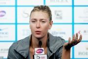 Maria Sharapova 2014 China Open Press Conference September 28-2014 x4