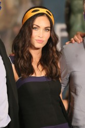 Megan Fox - 'Teenage Mutant Ninja Turtles' Press Conference in Beijing 10/26/14