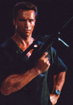 Коммандо / Commando (Арнольд Шварценеггер, 1985) 732e6d360538802