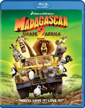 Madagascar 2 (2008) Full Blu-Ray 41Gb AVC ITA DD 5.1 ENG TrueHD 5.1 MULTI