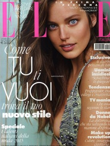 Elle Magazine (October 2014) Italy