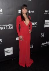 Michelle Rodriguez - 2014 amfAR LA Inspiration Gala in Hollywood 10/29/14