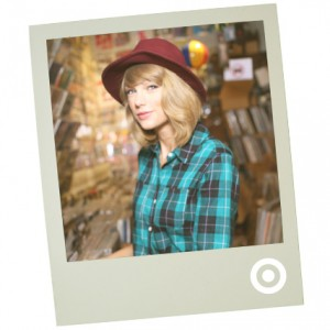 Taylor Swift | Target Promo Polaroids