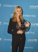 Heidi Klum - UNICEF Children's Champion Award in Boston 30-10-2014