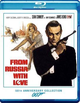 007 - Dalla Russia con amore (1963) Full Blu-ray AVC DTS-HD MA 5.1 40Gb