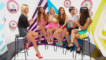MTV Asks The Saturdays 9th August 2014 1080i