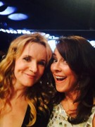 Patricia Heaton & Lea Thompson at BAFTA Los Angeles Jaguar Britannia Awards in Beverly Hills - 10/30/2014