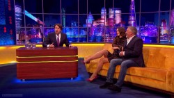 Keira Knightley | The Jonathan Ross Show | Nov 1, 2014 | 720p [Leggy]
