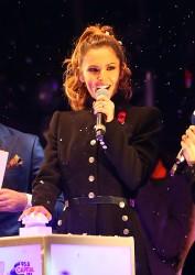 Cheryl Fernandez-Versini Cole Switches on the Oxford Street Christmas Lights in London 06/11/2014 46