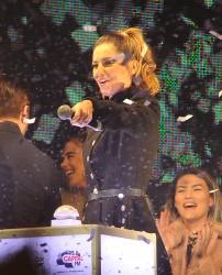 Cheryl Fernandez-Versini Cole Switches on the Oxford Street Christmas Lights in London 06/11/2014 21
