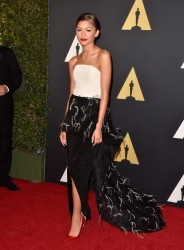 Zendaya Coleman - Academy Of Motion Picture Arts And Sciences' 2014 Governors Awards in Hollywood 11/8/14