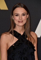 Keira Knightley - Academy Of Motion Picture Arts And Sciences' 2014 Governors Awards in Hollywood 11/8/14