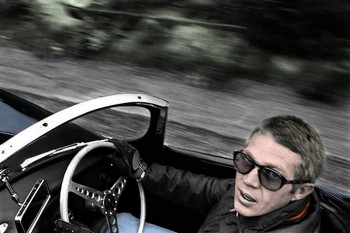 Steve McQueen - 1 Picture - Colored