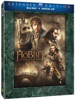 Lo Hobbit - La desolazione di Smaug (2013) [Extended Edition] Full Blu-Ray 43Gb AVC ITA DD 5.1 ENG FRE DTS-HD MA 7.1
