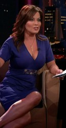 Robin Meade - bunch of pictures and two videos
