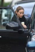 Rachel Stevens - Out in North London 07-11-2014