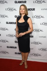 Jodie Foster - Glamour 2014 Women Of The Year Awards in New York on November 10, 2014