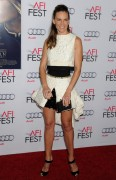 Hilary Swank The Homesman Premiere during AFI FEST 2014  November 11-2014 x84