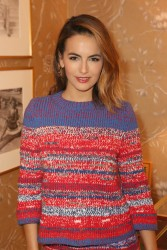 Camilla Belle - Vogue And Tory Burch Celebrate The Tory Burch Watch Collection in Beverly Hills 11/11/14