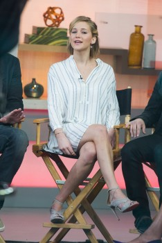 Jennifer Lawrence 'Good Morning America' in NYC 11/13/14 18