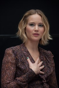 Jennifer Lawrence The Hunger Games Mockingjay 3