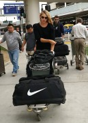 Maria Sharapova - LAX airport in Los Angeles November  11-2014 x11