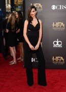 Emily Ratajkowski - 18th Annual Hollywood Film Awards 11/14/14