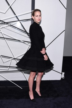 Leelee Sobieski - The Museum Of Modern Art Film Benefit's Tribute To Alfonso Cuaron, Nov 10th 2014