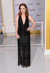 "Julianne Moore - ""The Hunger Games: Mockingjay - Part 1"" Premiere in LA 11/17/14"