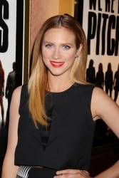 Britanny Snow Pitch Perfect Sing Along Screening in NY 11/19/14 4