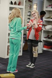 "Dove Cameron in promo pics for ""Hoops-A-Rooney"" x3 MQ"