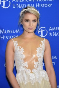Dianna Agron - American Museum Of Natural History Gala in New York, November 20, 2014(