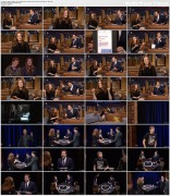 Julianne Moore @ The Tonight Show starring Jimmy Fallon | November 21 2014
