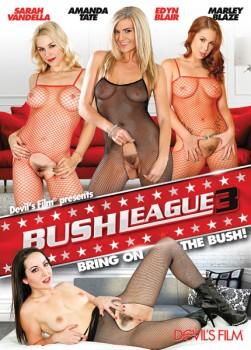 Bush League 3 Cover
