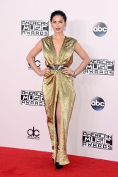 Olivia Munn - 2014 American Music Awards in LA 11/23/14