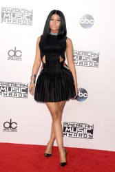 Nicki Minaj - 2014 American Music Awards in LA 11/23/14
