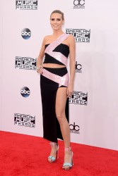 Heidi Klum - 2014 American Music Awards in LA 11/23/14